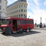 Mum & Arch & Bus Gallery